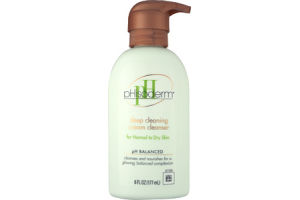 Phisoderm Normal to Dry Skin Deep Cleansing Cream Cleanser