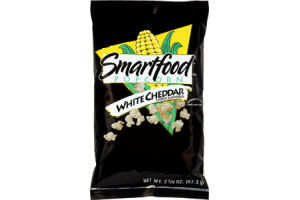 Smartfood White Cheddar Cheese Flavored Popcorn