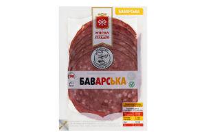 Ковбаса Баварська М'ясна Гільдія н/к в/у 0.1кг