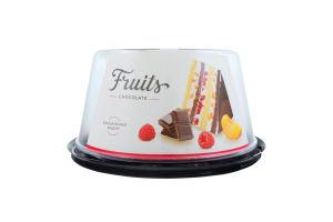 "ТМ ""Nonpareil ""Торт «Фрукти в шоколаді» 0.600 гр."