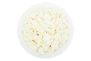 Сир кисломолочний нежирний (ящик 5 кг)