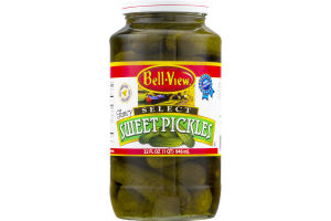 Bell-View Sweet Pickles