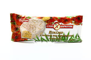 Эскимо Стоп-Наркотик Ласунка 85г