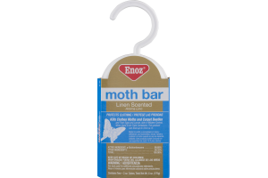 Enoz Moth Bar Linen Scented