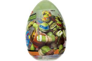 Nickelodeon Teenage Mutant Ninja Mutants Easter Egg Assorted Candy