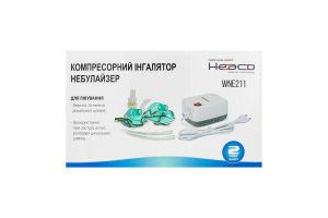 Ингалятор компрессорный WNE211 Heaco 1шт