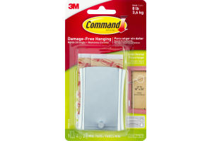Command Damage-Free Hanging Jumbo Universal Picture Hanger
