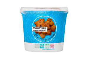 Печиво Cookietone Звірята дигестив 200г