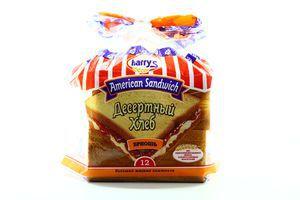 Хліб Harrys десертний 470г х8