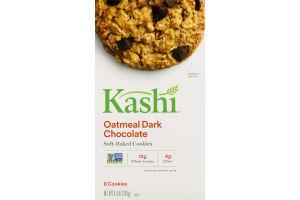 Kashi Soft-Baked Cookies Oatmeal Dark Chocolate - 8 CT