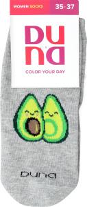 Шкарпетки жіночі 8018р.21-23 світло-сірі дюна арт.4627238
