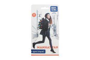 Колготы детские Boy&Girl Manhattan 50den 128-134 dark blue