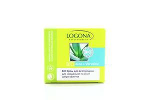 Крем универсальный Bio Aloe+Verveine Logona Naturkosmetik 100мл