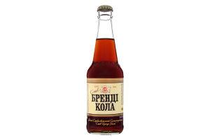 Напій слабоалкогольний 0.33л 8% сильногазований Смак Бренді Кола Оболонь с/пл