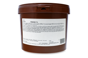 Праліне мигдально-фундучне Callebaut відро 5кг