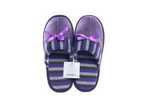 Тапочки комнатные женские SKY №124048 36-37 фиолетовые