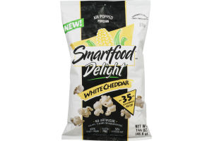 Smartfood Delight Popcorn White Cheddar