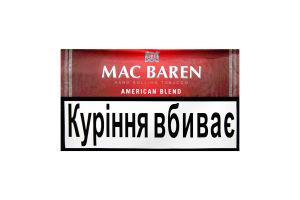 Тютюн Mac Baren American blend 30г