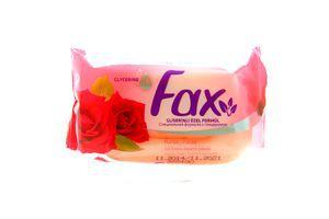 Мыло туалетное Rose Fax 70г