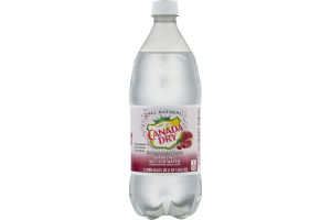Canada Dry Pomegranate Cherry Sparkling Seltzer Water