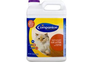 Companion Cat Litter Lightweight Unscented