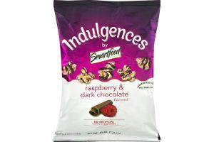 Indulgences by Smartfood Popcorn Raspberry & Dark Chocolate