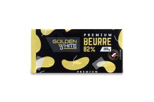 Масло 82% вершкове Premium Golden White м/у 200г
