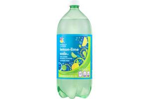 Ahold Lemon-Lime Soda