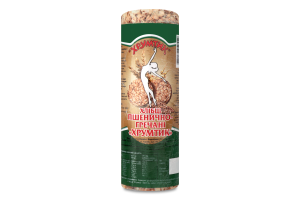 Хлібці пшенично-гречані Хрумтик м/у 100г