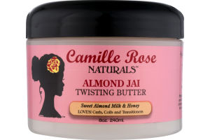 Camille Rose Naturals Twisting Butter Almond Jai