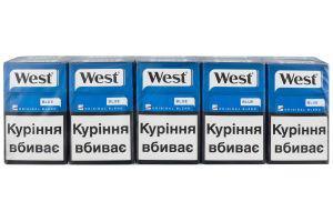 Сигареты west blue купить в где купить сигареты 90х годов выпуска
