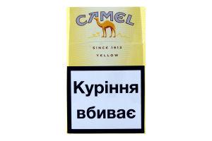 Купить сигареты кэмел желтый как зарядить одноразовую электронную сигарету crash