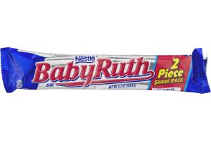 Nestle Baby Ruth Bar - 2 CT