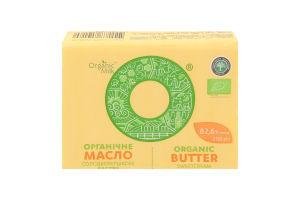 Масло 82.6% солодковершкове Екстра Organic Milk м/у 200г