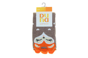 Носки детские Color your day Duna темно-бежевые 20-22