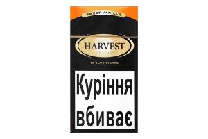 Сигары Sweet Vanilla Club Harvest 10шт