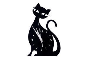 Часы настенные Кот Оффтоп
