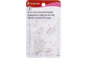 Singer Heavy-Duty Household Needles - 7 CT