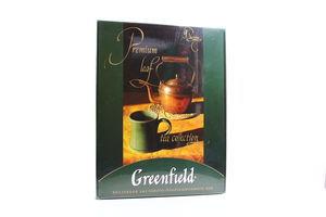 Чай Greenfield Premium Leaf 390г