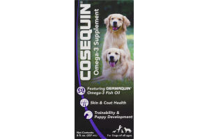 Cosequin Omega-3 Supplement Skin & Coat Health