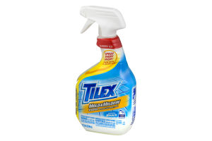 Tilex Mold and Mildew Remover, Spray Bottle, 32 Ounce