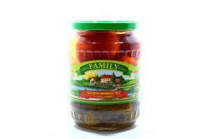 Асорті Family №2 Овочеве 720мл х8