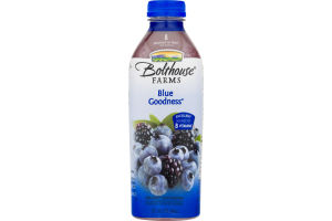 Bolthouse Farms Blue Goodness 100% Fruit Juice Smoothie