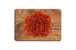 Кальмар солено-сушеный с кунжутом Longkou Wanshunchang Aquatic Food кг