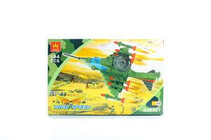 Іграшка Wange конструктор Штурмовик 040327