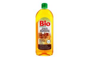 BIOF Средство для мытья деревянных поверхностей 750мл