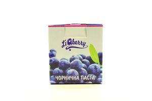 Паста LiQberry Чорнична с/б 550г х9