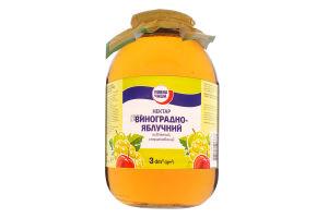 Нектар виноградно-яблочный Повна Чаша с/б 3л