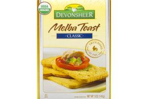 Devonsheer Melba Toast Classic