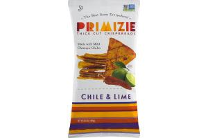 Primizie Thick Cut Crispbreads Chile & Lime